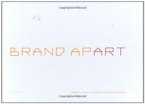 Download Brand Apart ebook