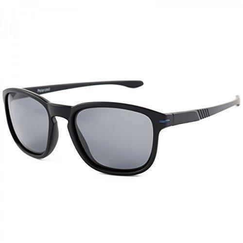 BEZLIT Polarisation Designer Sport Sonnenbrille Wayfarer Brillen Polbrille Sport 20378, Rahmenfarbe:Grün