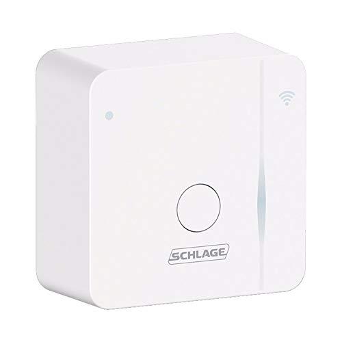 Schlage BR400 Sense Wi-Fi Adapter, White