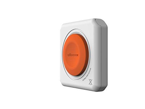 PowerCube Power Remote Control Queens Orange PC-1500 REMOTE By Allocacoc