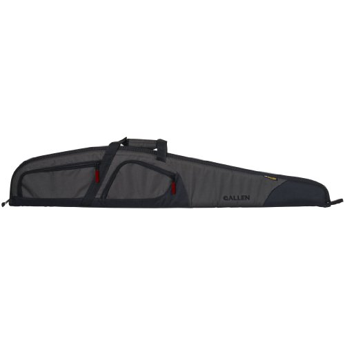 Allen Trappers Peak Gun Case, Black/Gray