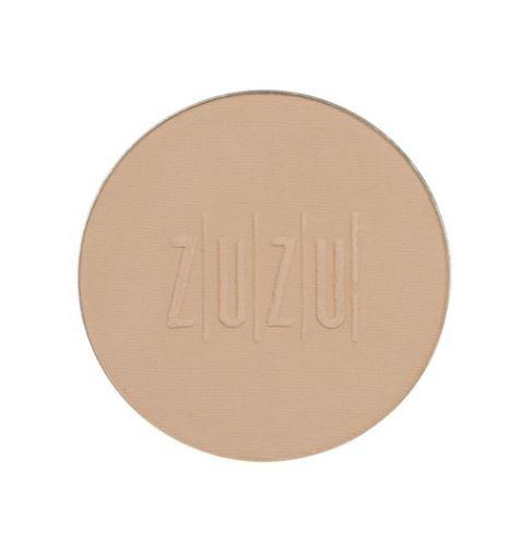 Pressed Powder Light Refill - Zuzu Luxe Dual Powder Foundation Refill D-17 Light to Medium Skin