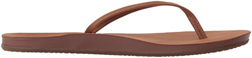 Cushion Reef Mujer Cca Le Para Slim cocoa Chanclas Blanco Bounce fdrZxOwqd