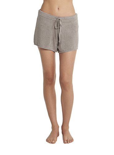 Barefoot Dreams CozyChic Ultra Lite Shorts, Beach Rock, Medium