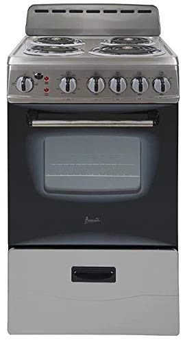 Avanti ERU200P3S 20″ Electric Range Stainless Steel