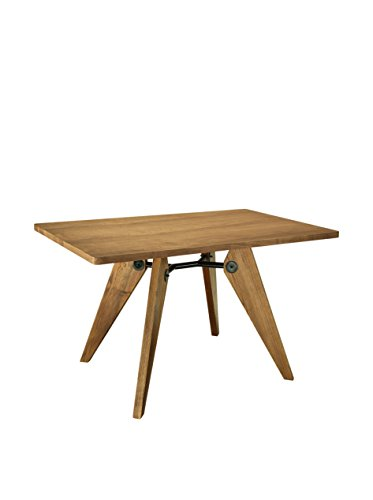 LexMod Landing Dining Table - Modern dining table Tapered ash wood legs Ash veneer fiberboard top - kitchen-dining-room-furniture, kitchen-dining-room, kitchen-dining-room-tables - 31b3ssBbg5L -