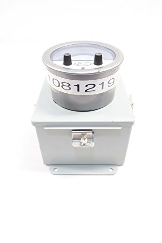 NEW DWYER A3310-WP PHOTOHELIC A3000 PRESSURE SWITCH/GAUGE 5-0-5IN-H2O D585688 by Dwyer (Image #1)