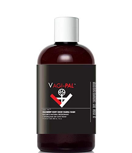 Vagi-Pal™ Super Fresh Cranberry Body Odor Vaginal Wash
