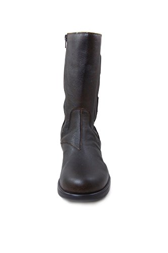 Boots Leather PINSK2582MJ Coffee Beautiful Nose vxY6nWYwU