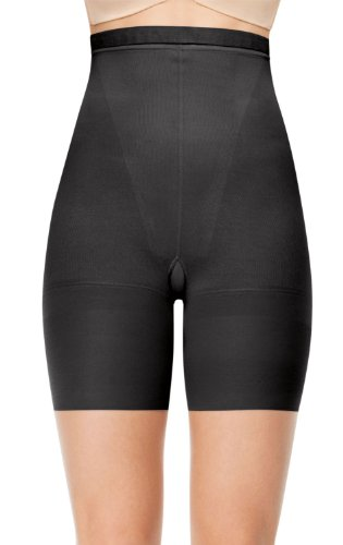 SPANX Women's Higher Power New & Slimproved Black C