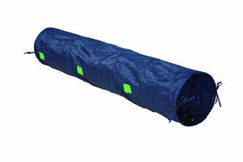 Trixie 3210 Dog Activity Agility Tunnel, 40 cm/2 m, blau