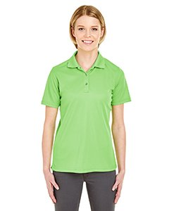 UltraClub Ladies' Cool & Dry Mesh Piqué Polo S LIGHT - Mesh Pique Polyester