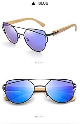 Ruanyi Gafas de Sol Hechas a Mano de Madera, Gafas de Sol de ...