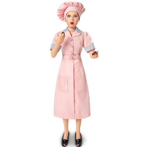I Love Lucy Candy Factory Episode - 4