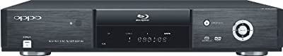 OPPO BDP-83 Blu-ray Disc Player with SACD, DVD-Audio, and VRS Technology (2009 Model) by OPPO Digital, Inc.