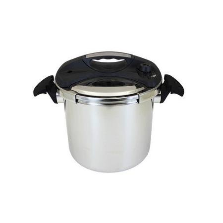 Concord Cookware 10.5 Quart Stove Top Pressure Cooker