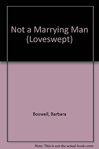book cover of Not a Marrying Man