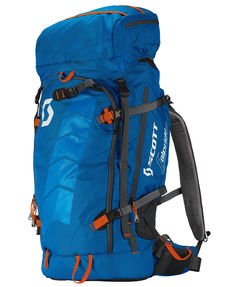 Mochila para avalancha/Airbag Mochila Air Mountain Alp Ride 40 Kit, Unisex, Azul / Gris, talla única: Amazon.es: Deportes y aire libre