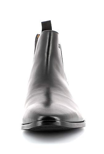 Chelsea Nero Stivali Bros S181837 City Uomo amp; Gordon RwfF0qxWXX