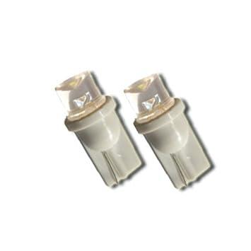 T10W - Blanco SMD LED lámpara bombilla de repuesto luces de posición W5W T10 12V Numero de luz de la placa Interior de luz del coche: Amazon.es: Coche y ...