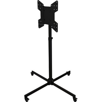 Crimson Collapsible (Collapsible Universal Floor Stand Mount for 32
