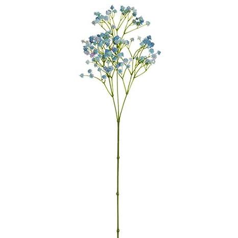 Amazon.com: Tallo de flores de seda para el aliento del bebé ...