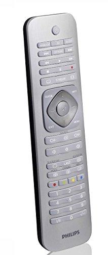 Philips srp6011/10Universal-Fernbedienung TV alle Marken, Modern und robust, Konfiguration Schnell, grau