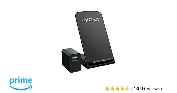 Seneo Qi Fast Wireless Charging Stand W Qc 3 0 Power