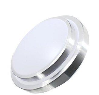 eclairage bureau plafond zhma w plafonnier led k blanc lm lampe de plafond impermable ip with. Black Bedroom Furniture Sets. Home Design Ideas
