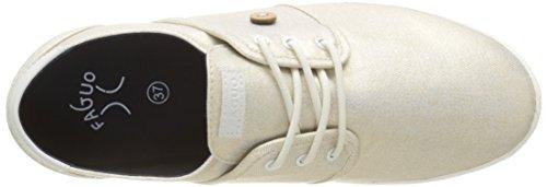 Faguo Cypress - Zapatillas de deporte para mujer Dorado (S1611 Gold Shine)