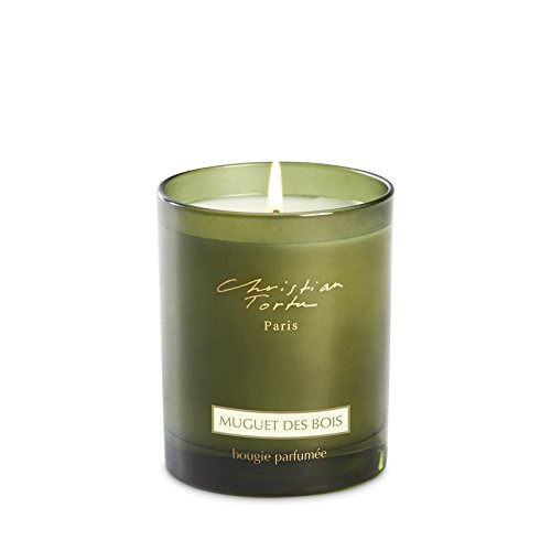 Christian Tortu Muguet des Bois (Lilly of the Valley) - Bois Candle