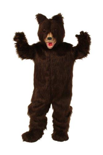 ALINCO Grizzly Bear Mascot Costume
