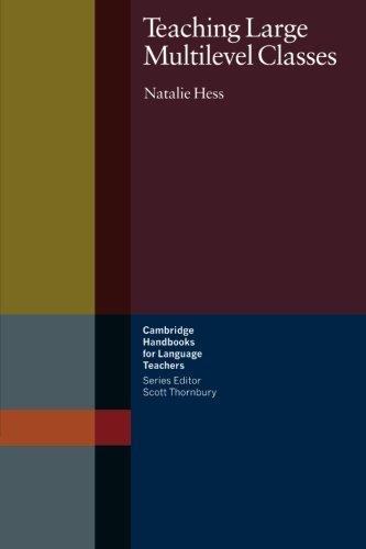 Read Online Teaching Large Multilevel Classes (01) by Hess, Natalie [Paperback (2001)] pdf