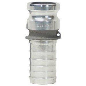 3 125 psi Dixon Boss-Lock 300-E-AL Type E Cam and Groove Adapter
