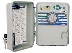 Hunter 4 Station X-Core Outdoor Sprinkler System Controller XC-400