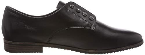 001 22 Tamaris 1 1 1 Brogues Noir Femme black 23201 qwPITI