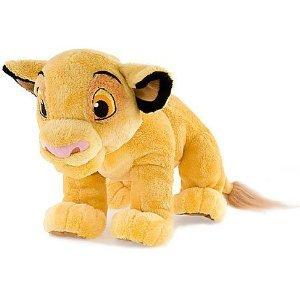 Disney Lion King Large Simba Plush Toy 24 Amazon Co Uk Toys Games