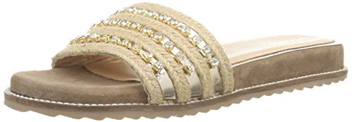 Ouvert natural 48259 000 Bout Sandales Gioseppo Femme Beige FPqtFxT