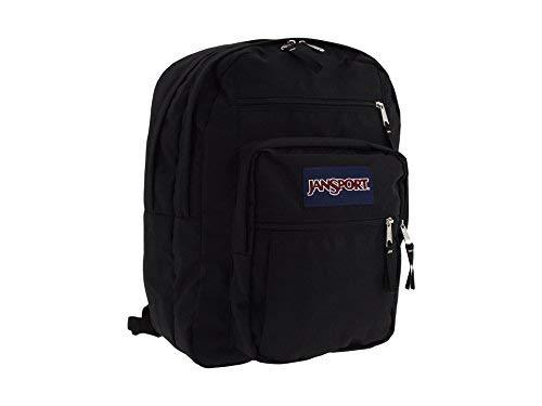 JanSport Big Student Backpack (Black/Black)