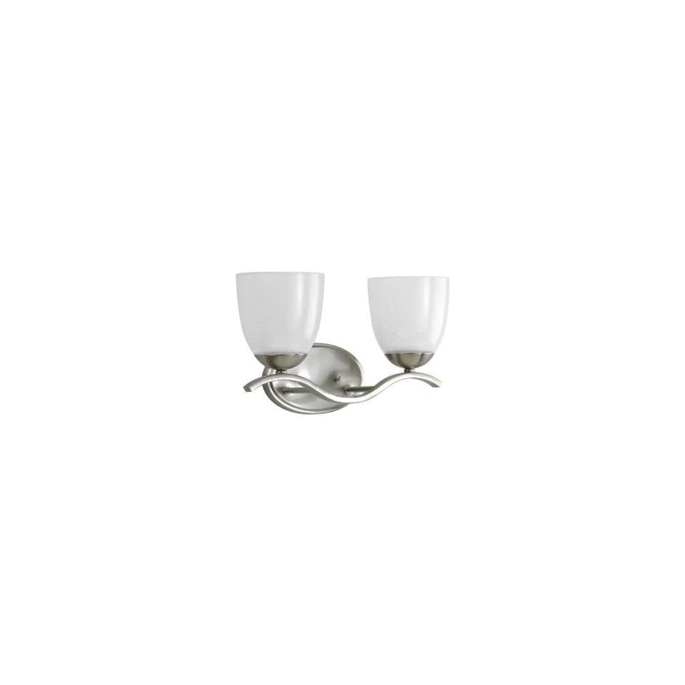 By Progress Lighting Lakeshore Collection Brushed Nickel