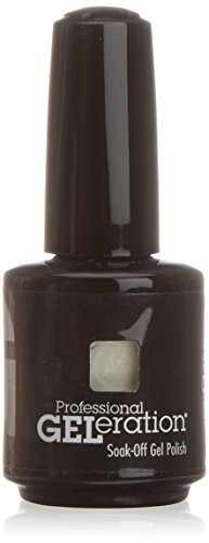 Geleration Soak Off Gel (Geleration Soak-Off Gel Polish - Wedding Gown (Gel-557))