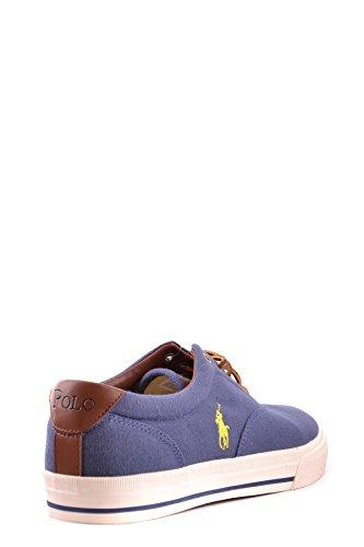 Lauren MCBI251045O Ralph Sneakers Uomo Canapa Blu x07q4Hwa7
