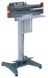 AIE-310FD 12'' Double Impulse Foot Sealer & Bag Sealer w/ Thick 10mm Seal by American International Electric (AIE)