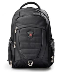 CinCin Saber Suiza-Mochila para ordenador portátil de sacos para hombres y mujeres Bolso Mochila
