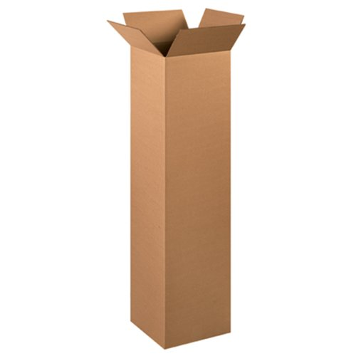 48in Box (Aviditi 121248 Tall Corrugated Box, 12
