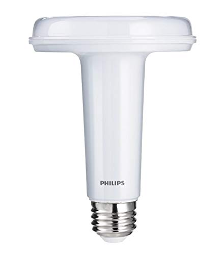 Philips SlimStyle 9.5 watt (65W Equivalent) Soft White (2700K) BR30 Dimmable LED Light Bulb
