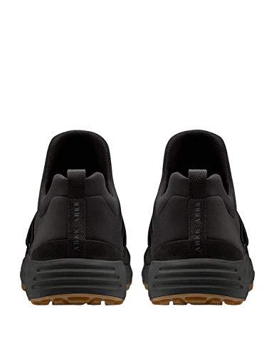 Raven Copenhagen Arkk S Sneakers e15 Nubuck Black Men's SESTwrqdnx