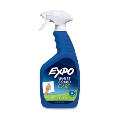EXPO 1752229 Dry Erase Surface Cleaner 22oz Bottle Surface Cleaner Spray Bottle
