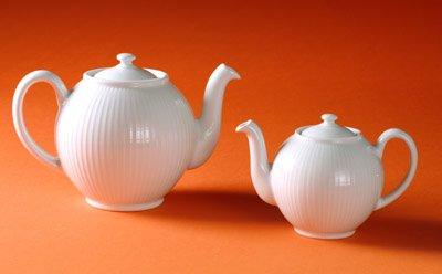 Pillivuyt Plisse Teapot, Large -  334215BX