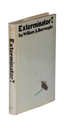 book cover of Exterminator!